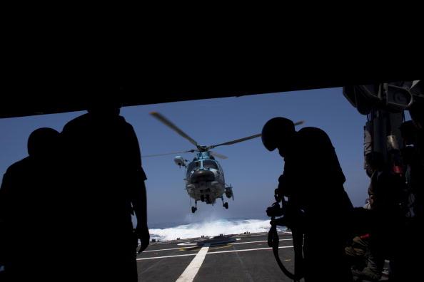 Gaza Strip「Israeli Navy Intercepts Peace Boats Headed For Gaza.」:写真・画像(18)[壁紙.com]