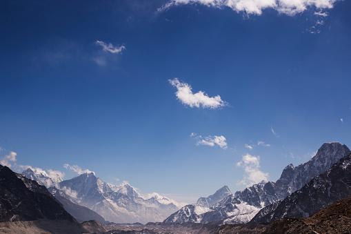 Khumbu「Himalayas view from Scoundrels Viewpoint, Everest Base Camp via Gokyo Trek, Nepal」:スマホ壁紙(9)