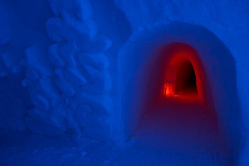 Igloo「Illuminated igloo」:スマホ壁紙(15)