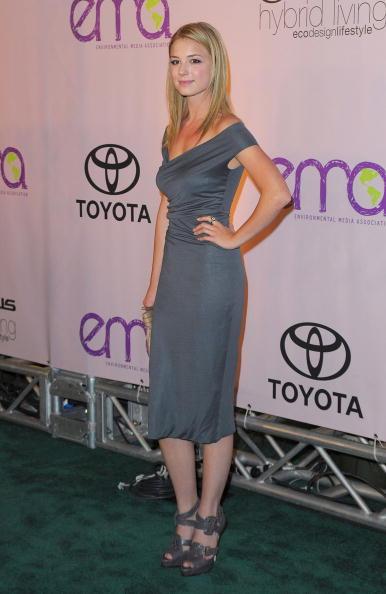 Emily VanCamp「2009 Environmental Media Awards - Arrivals」:写真・画像(17)[壁紙.com]