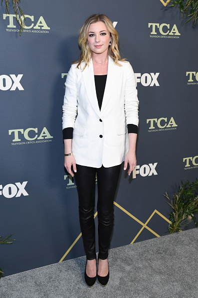Emily VanCamp「2019 Winter TCA Tour - FOX - Arrivals」:写真・画像(12)[壁紙.com]