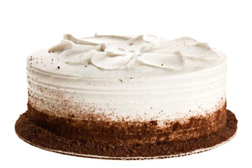 アイシング「全体にホワイトのケーキ」:スマホ壁紙(14)