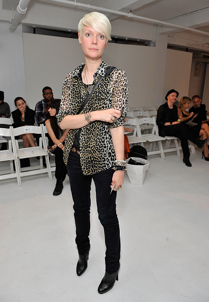 Blouse「Rad By Rad Hourani - Unisex Collection #6 - Front Row - Spring 2013 Mercedes-Benz Fashion Week」:写真・画像(3)[壁紙.com]