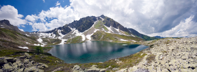 Bad Gastein「Alpine Lake Panorama (XXL)」:スマホ壁紙(15)