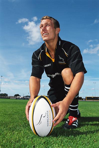 Johnny Wilkinson「Jonny Wilkinson Newcastle Falcons 2001」:写真・画像(5)[壁紙.com]