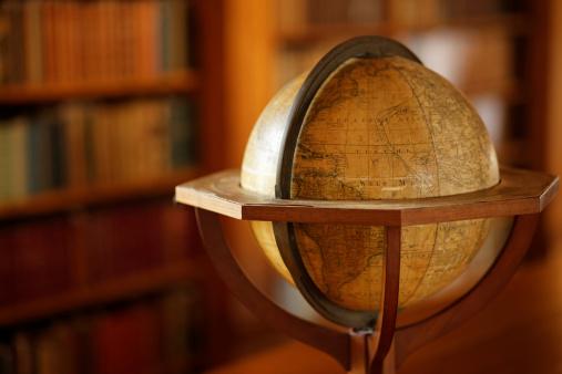 Desktop Globe「Library interior」:スマホ壁紙(11)