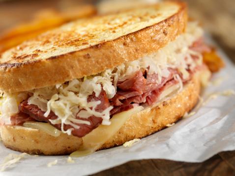Rye Bread「Reuben Sandwich」:スマホ壁紙(10)