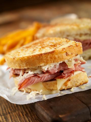Toasted Sandwich「Reuben Sandwich」:スマホ壁紙(9)