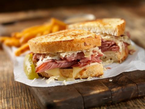 Toasted Sandwich「Reuben Sandwich」:スマホ壁紙(10)