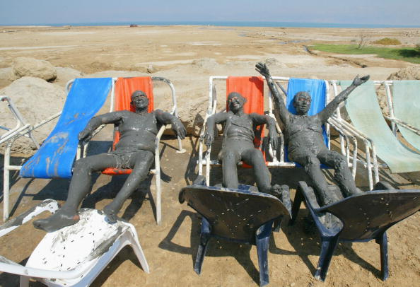 Jordan - Middle East「Dead Sea Faces Environmental Disaster Without International Support」:写真・画像(2)[壁紙.com]
