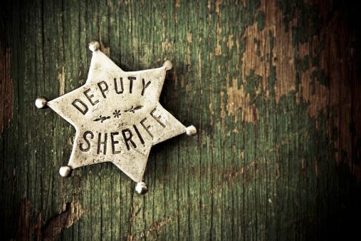 Regency Style「sheriff badge」:スマホ壁紙(3)