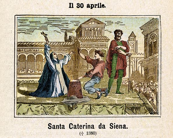 Fototeca Storica Nazionale「Saint Catherine of Siena」:写真・画像(16)[壁紙.com]
