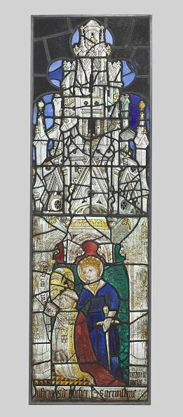 Nouvelle-Aquitaine「Saint Catherine With A Kneeling Male Donor」:写真・画像(2)[壁紙.com]
