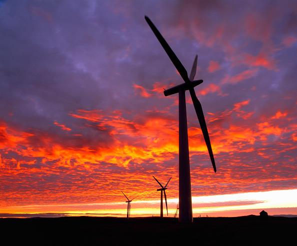 Blade「Maelogen wind farm, Llanrwst, Conwy, North West Wales, UK」:写真・画像(12)[壁紙.com]