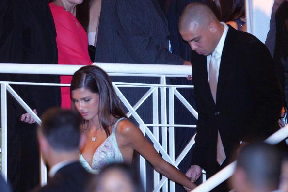Wedding Reception「Footballer Kaka Marries Caroline Celico - Church」:写真・画像(14)[壁紙.com]