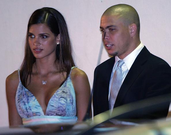 Wedding Reception「Footballer Kaka Marries Caroline Celico - Church」:写真・画像(11)[壁紙.com]