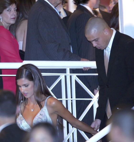 Wedding Reception「Footballer Kaka Marries Caroline Celico - Church」:写真・画像(15)[壁紙.com]
