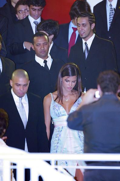Wedding Reception「Footballer Kaka Marries Caroline Celico - Church」:写真・画像(12)[壁紙.com]