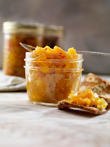 Ginger - Spice「Pineapple Chutney With Crackers」:スマホ壁紙(17)