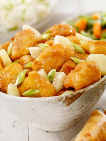Sweet And Sour Chicken「Pineapple Chicken」:スマホ壁紙(17)