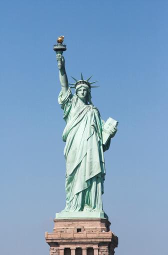 Freedom「USA, New York, New York City, Statue of Liberty」:スマホ壁紙(4)