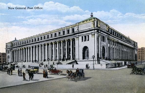 Post - Structure「New York: New General Post Office」:写真・画像(3)[壁紙.com]