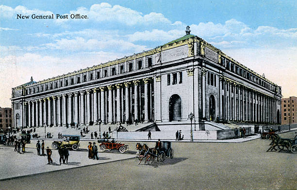 New York: New General Post Office:ニュース(壁紙.com)