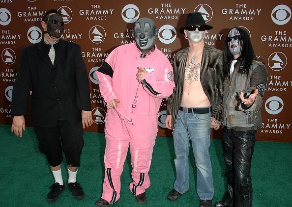 グラミー賞「48th Annual Grammy Awards - Arrivals」:写真・画像(12)[壁紙.com]