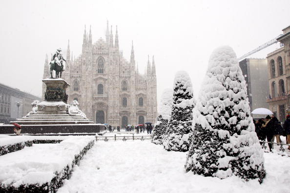 Milan「Italy Hit By Cold Spell」:写真・画像(13)[壁紙.com]