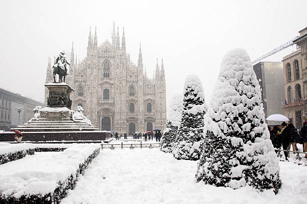 Italy Hit By Cold Spell:ニュース(壁紙.com)