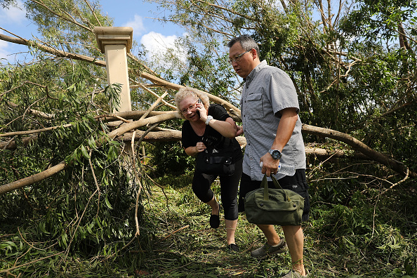 Damaged「Florida Begins Long Recovery After Hurricane Irma Plows Through State」:写真・画像(15)[壁紙.com]