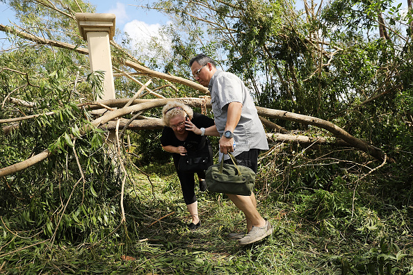 Bonita Springs「Florida Begins Long Recovery After Hurricane Irma Plows Through State」:写真・画像(18)[壁紙.com]