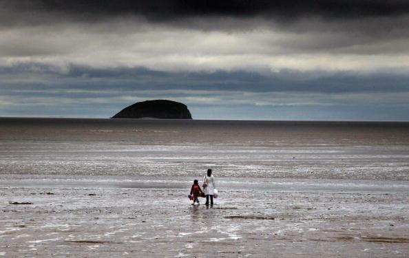 Weston-super-Mare「British Tourist Attractions Struggle In The Wet Weather」:写真・画像(7)[壁紙.com]