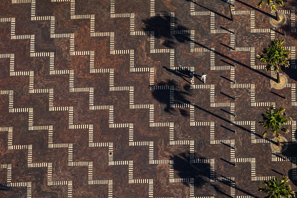 Aircraft Point of View「Aerial Views Of Sydney As Australia Sees Steady Decline In New Coronavirus Cases」:写真・画像(10)[壁紙.com]