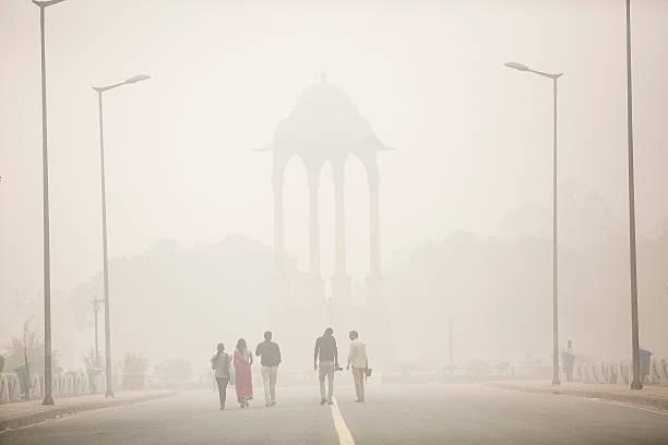 Delhi Schools Close Due To Extreme Levels Of AIr Pollution:ニュース(壁紙.com)