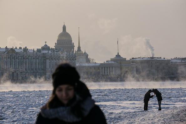 Neva River「Russian Orthodox Celebrate Christmas At The Peter And Paul Fortress」:写真・画像(11)[壁紙.com]