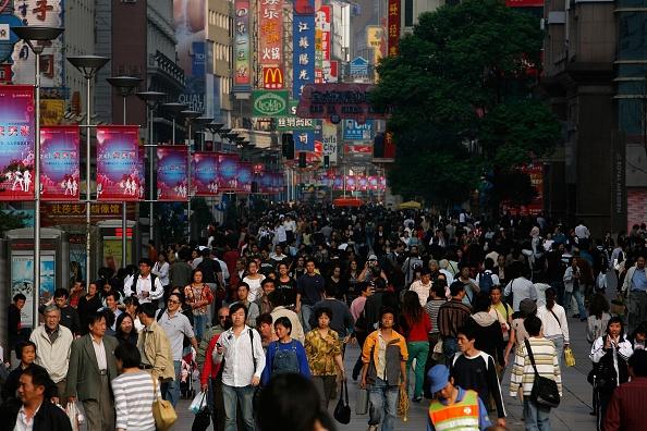 Street「China's Per Capita GDP To Quadruple By 2020」:写真・画像(1)[壁紙.com]
