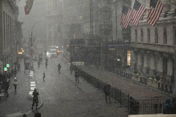 Arctic Air Chills New York City:ニュース(壁紙.com)