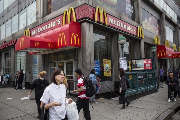 Fast Food「McDonald's Domestic Sales Remain Weak, Posts Decline For May」:写真・画像(3)[壁紙.com]