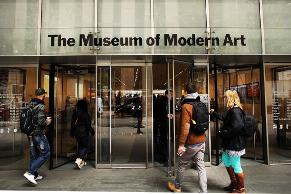 New York City Museum Of Modern Art「New York City's MoMA To Demolish 12-Year-Old Critically Praised Building」:写真・画像(14)[壁紙.com]