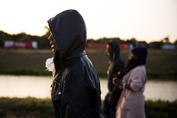 Calais「Calais Migrants Attempt To Find A Way To Reach The UK」:写真・画像(5)[壁紙.com]