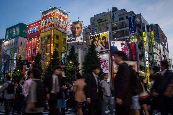 東京「Akihabara - Mecca Of Electronics」:写真・画像(1)[壁紙.com]