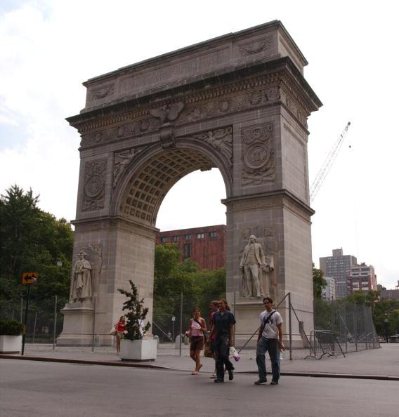 Washington Square Park「Washington Square Park Landmarks To Get Face Lift」:写真・画像(8)[壁紙.com]