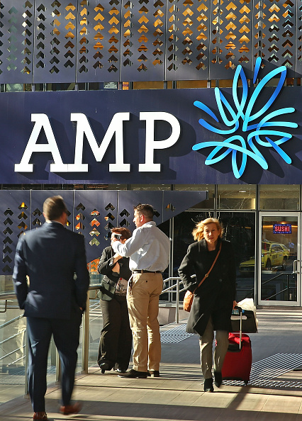 Finance「AMP Profits Rise As Wealth Management Company Post First-Half Results」:写真・画像(9)[壁紙.com]