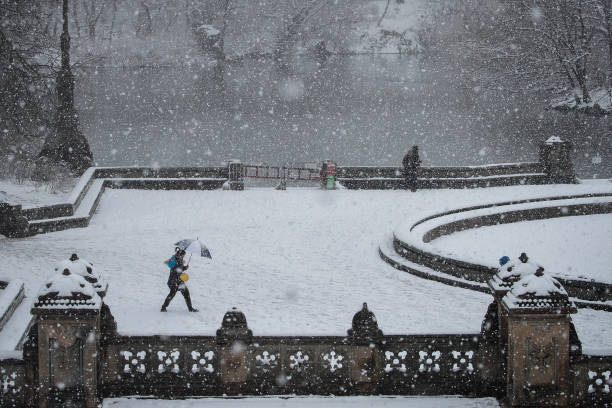 Storm Brings Snow, Sleet, And High Winds To Mid Atlantic Region On Second Day Of Spring:ニュース(壁紙.com)