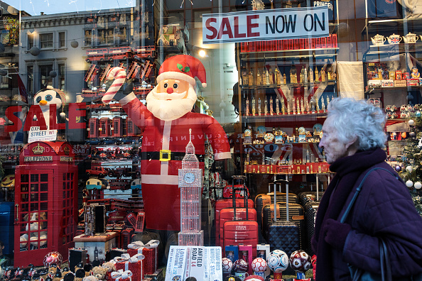 Oxford Street - London「London's High Streets In Full Swing For Christmas」:写真・画像(10)[壁紙.com]