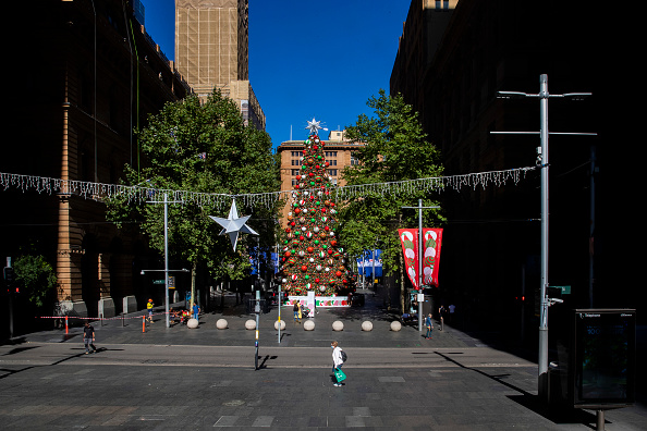 Sydney「NSW Remains On High Alert As Sydney Health Authorities Work To Contain Northern Beaches COVID-19 Cluster」:写真・画像(1)[壁紙.com]