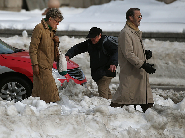 2016 Winter Storm Jonas「Washington, D.C. Area Continues To Dig Out From Historic Snow Storm」:写真・画像(16)[壁紙.com]