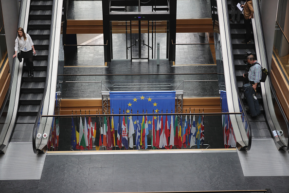 Politician「EU Referendum - Strasbourg The Seat Of The EU Parliament」:写真・画像(13)[壁紙.com]