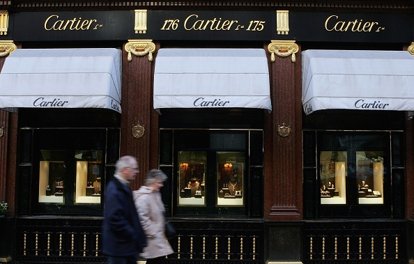 Jewelry「London's Bond Street Prepare For Seasonal Shopping Boom」:写真・画像(15)[壁紙.com]